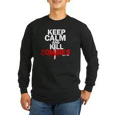 Cute Zombie calm T