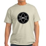 Unicursal Hexagram Light T-Shirt