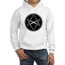Unicursal Hexagram Hoodie