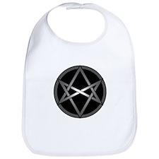 Unicursal Hexagram Bib