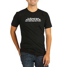 Cute Binary T-Shirt