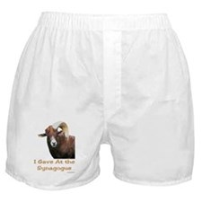 Shofar Humor Boxer Shorts