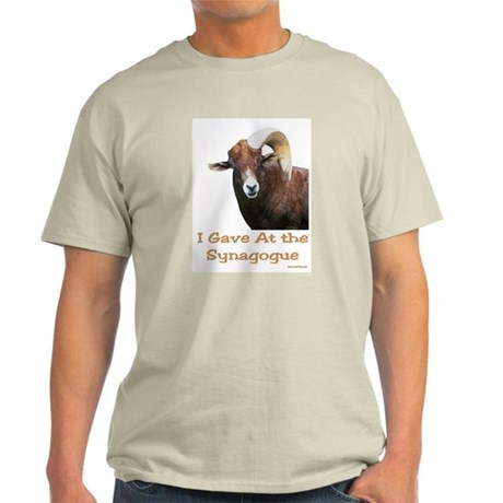 Shofar Humor Light T-Shirt