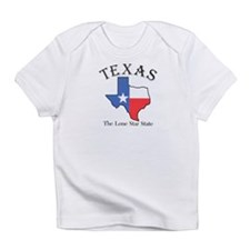The lone star state Infant T-Shirt