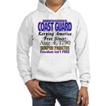 U.S. Coast Guard Freedom Isn't Free (Front Only) H