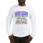 U.S. Coast Guard Freedom Isn't Free (Front Only) L
