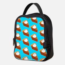 Cute Pilgrims Neoprene Lunch Bag