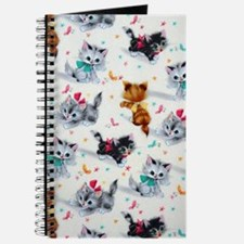 Cute Playful Kittens Journal