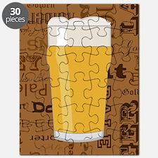 Types of Beer Series Print 2 Puzzle