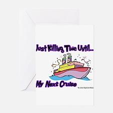 Ocean liners Greeting Card