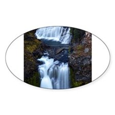 Blue Mountains Waterfall Decal