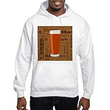 Types of Beer Series Print 3 Hoodie