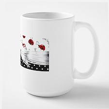Little Ladybugs Large Mug