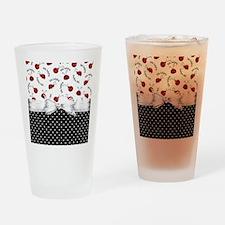 Little Ladybugs Drinking Glass