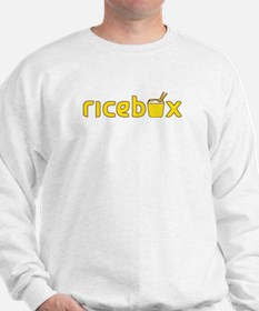 Rice Box Logo Sweatshirt
