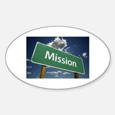 Mission Decal
