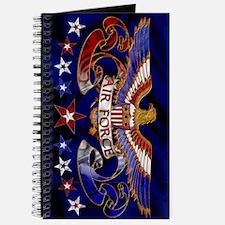 Harvest Moons Air Force Eagle Journal