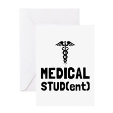 Cute Nursing graduation Greeting Card
