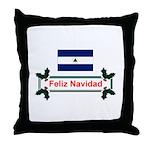 Nicaragua Feliz... Throw Pillow