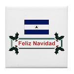 Nicaragua Feliz... Tile Coaster