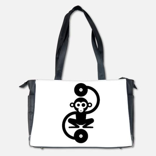 Monkey Music Diaper Bag
