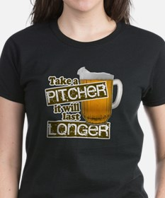 Beer Humor Take A Pitcher Tee