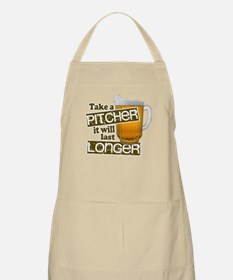 Beer Humor Take A Pitcher Apron