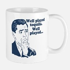 Well Played Tequila Mug