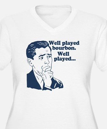 Well Played Bourb T-Shirt