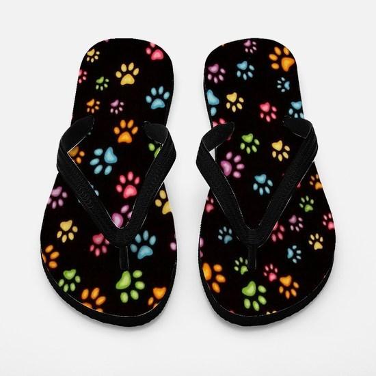 Catty Paws Flip Flops