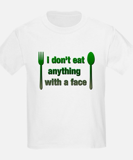Cute Vegetarian T-Shirt