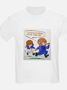 IVE GOT MY KID BROTHER FOOTBALL T-Shirt