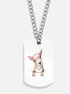 KiniArt Pocket Goat Dog Tags
