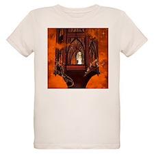 Gothic tower, beautiful fairy T-Shirt