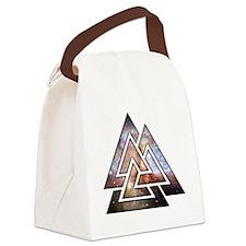 Cute Fresco Canvas Lunch Bag