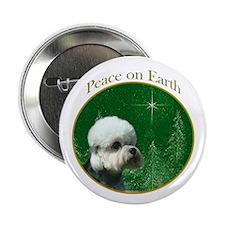 Dandie Peace Button