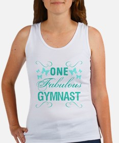 One Fabulous Gymnast Women's Tank Top