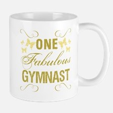 One Fabulous Gymnast Mug