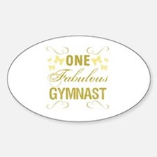 One Fabulous Gymnast Decal