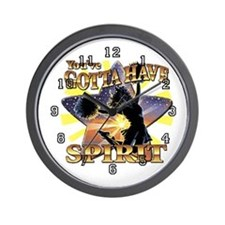 Got Spirit Wall Clock