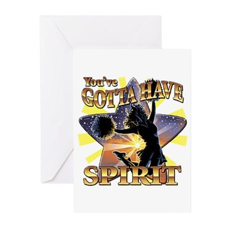 Got Spirit Greeting Cards (Pk of 20)