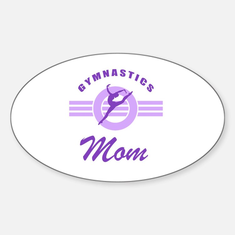 Gymnast Mom Decal