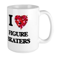 I love Figure Skaters Mugs
