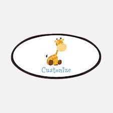 Custom Baby Giraffe Patch