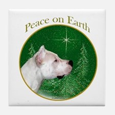Dogo Peace Tile Coaster
