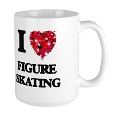 I love Figure Skating Mugs