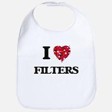 I love Filters Bib