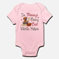Mom's Kitchen Helper Infant Bodysuit