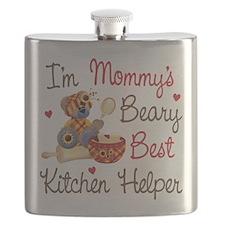Mom's Kitchen Helper Flask