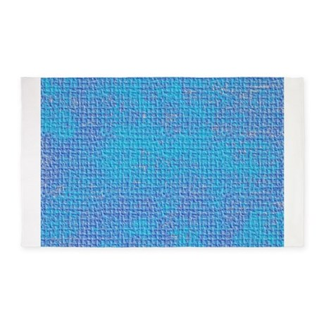 Textured Blue Amp Purple Abstract Area Rug By Stircrazy